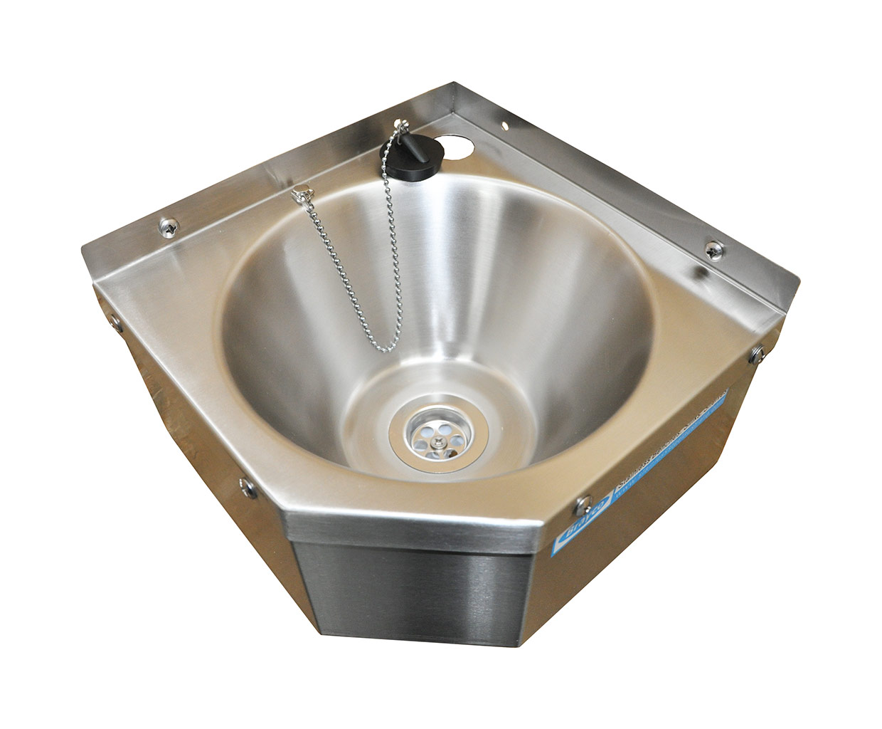 Wall Mounted Corner Handbasin