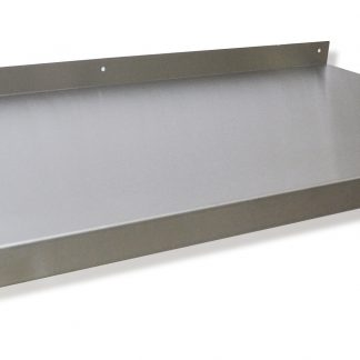 Microwave Wall Shelves, Stainless Steel, 900 X 450mm deep.