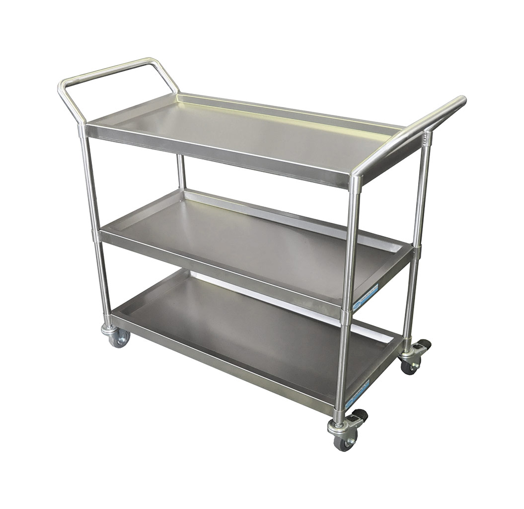 Heavy Duty Stainless Steel Trolley