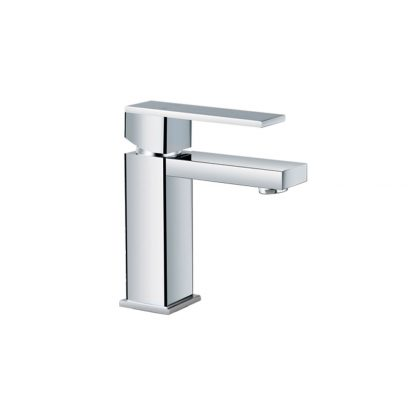 Square Basin Mixer Tap-0